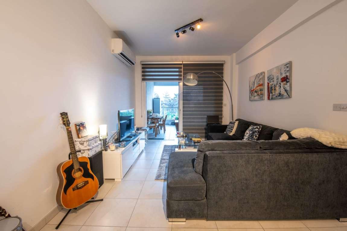 Limassol Property, Nice 3-Bedroom Apartment.