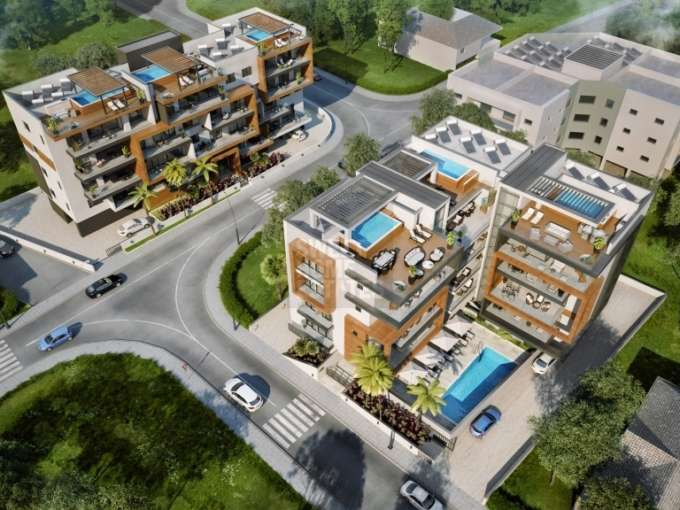 Beautiful 3 Bedroom Apartments in Limassol