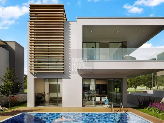 3 Bed Modern House in Pyrgos