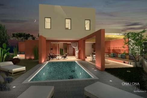 Brand New Contemporary Villa in Protaras