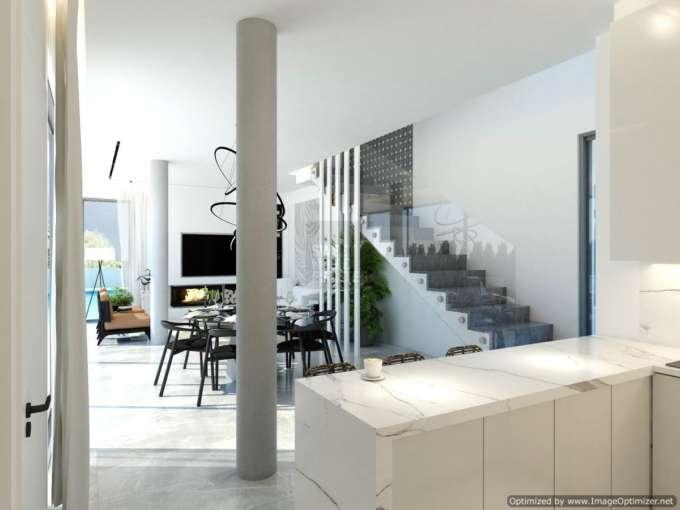 Impressive Brand New Villa in Malama Beach