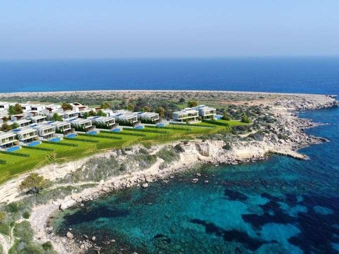 Exquisite Beach front Villa in cape Greco